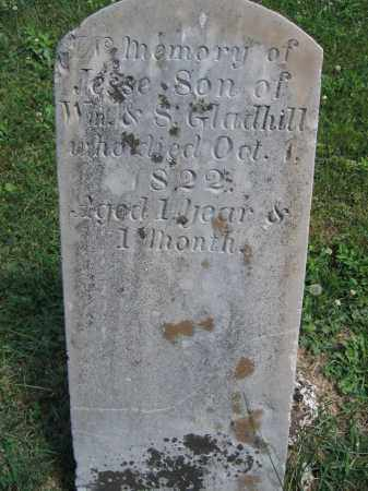 GLADHILL, JESSE - Union County, Ohio | JESSE GLADHILL - Ohio Gravestone Photos