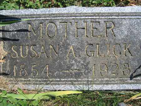 GLICK, SUSAN A. - Union County, Ohio | SUSAN A. GLICK - Ohio Gravestone Photos