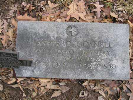 GOSNELL, JASPER O. - Union County, Ohio | JASPER O. GOSNELL - Ohio Gravestone Photos