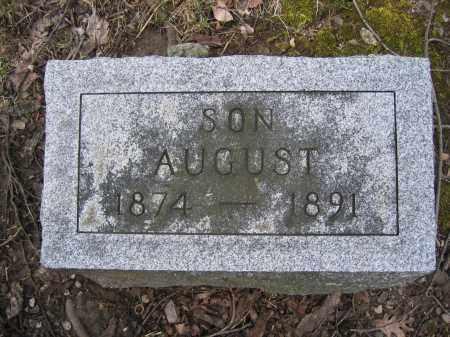 GOTTWALD, AUGUST - Union County, Ohio | AUGUST GOTTWALD - Ohio Gravestone Photos