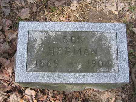 GOTTWALD, HERMAN - Union County, Ohio | HERMAN GOTTWALD - Ohio Gravestone Photos