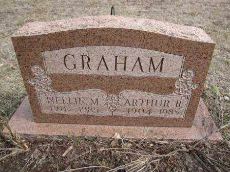 GRAHAM, ARTHUR R. - Union County, Ohio | ARTHUR R. GRAHAM - Ohio Gravestone Photos
