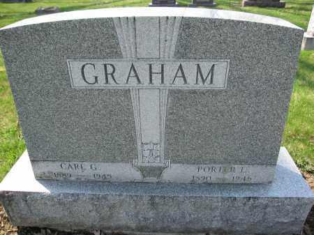 GRAHAM, CARL G. - Union County, Ohio | CARL G. GRAHAM - Ohio Gravestone Photos