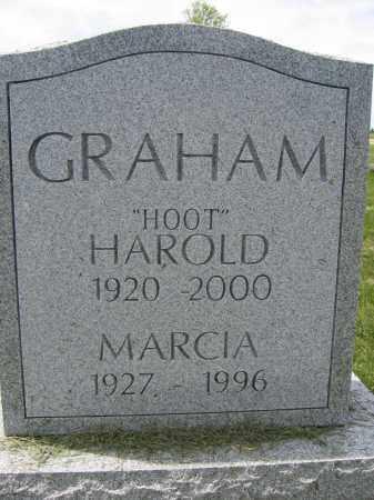 GRAHAM, MARCIA - Union County, Ohio | MARCIA GRAHAM - Ohio Gravestone Photos