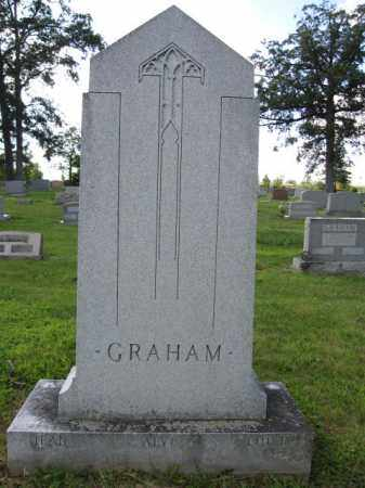 GRAHAM, LOU E. - Union County, Ohio | LOU E. GRAHAM - Ohio Gravestone Photos