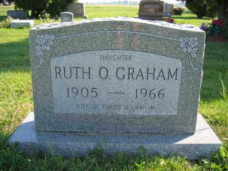 GRAHAM, RUTH O. - Union County, Ohio | RUTH O. GRAHAM - Ohio Gravestone Photos