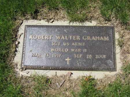 GRAHAM, ROBERT WALTER - Union County, Ohio   ROBERT WALTER GRAHAM - Ohio Gravestone Photos