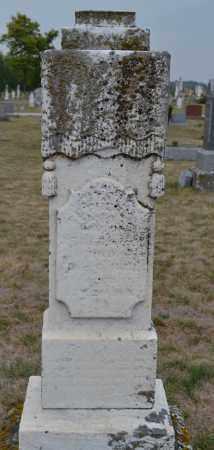 GRANGER, ESTHER S. - Union County, Ohio | ESTHER S. GRANGER - Ohio Gravestone Photos