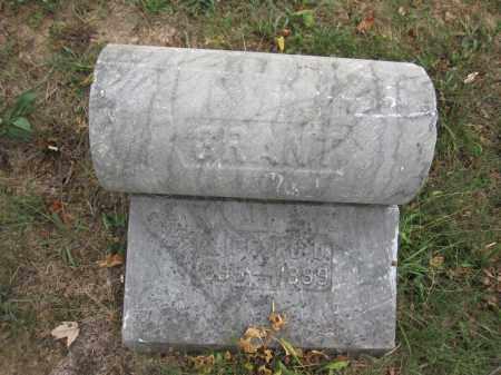 GRANT, CLIFFORD - Union County, Ohio   CLIFFORD GRANT - Ohio Gravestone Photos