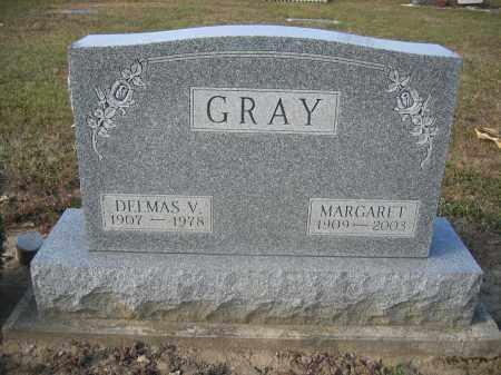 GRAY, DELMAS V. - Union County, Ohio | DELMAS V. GRAY - Ohio Gravestone Photos