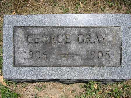GRAY, GEORGE - Union County, Ohio | GEORGE GRAY - Ohio Gravestone Photos