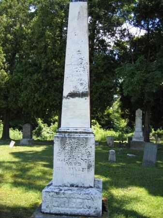 GREEN, THEODORUS - Union County, Ohio | THEODORUS GREEN - Ohio Gravestone Photos