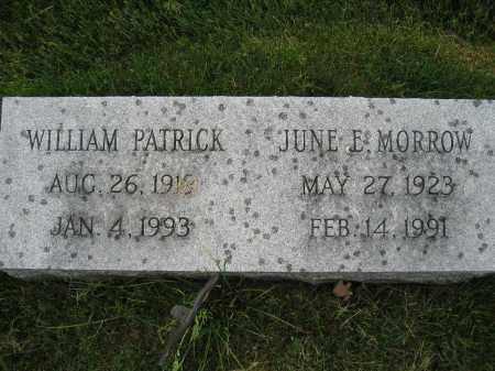 GREEN, JUNE E. MORROW - Union County, Ohio | JUNE E. MORROW GREEN - Ohio Gravestone Photos