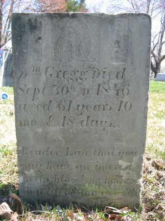 GREGG, WILLIAM - Union County, Ohio | WILLIAM GREGG - Ohio Gravestone Photos