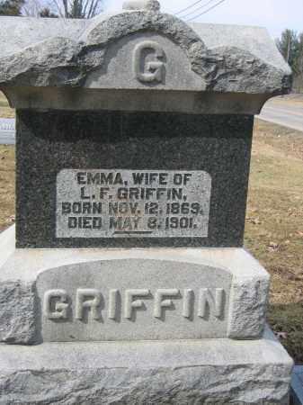 GRIFFIN, DALLAS D - Union County, Ohio | DALLAS D GRIFFIN - Ohio Gravestone Photos