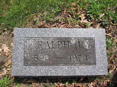 GRIMES, RALPH J. - Union County, Ohio   RALPH J. GRIMES - Ohio Gravestone Photos