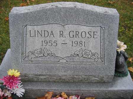 GROSE, LINDA R. - Union County, Ohio | LINDA R. GROSE - Ohio Gravestone Photos