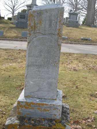 GROW, ABRAHAM J. - Union County, Ohio | ABRAHAM J. GROW - Ohio Gravestone Photos