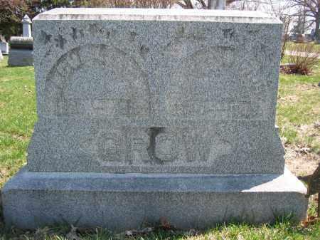 GROW, RACHEL - Union County, Ohio | RACHEL GROW - Ohio Gravestone Photos