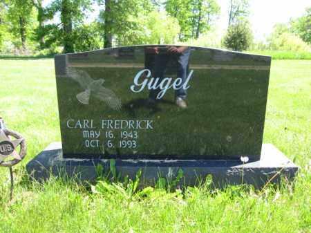 GUGEL, CARL FREDERICK - Union County, Ohio | CARL FREDERICK GUGEL - Ohio Gravestone Photos
