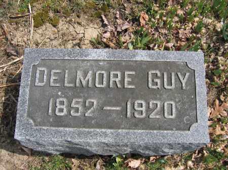 GUY, DELMORE - Union County, Ohio   DELMORE GUY - Ohio Gravestone Photos