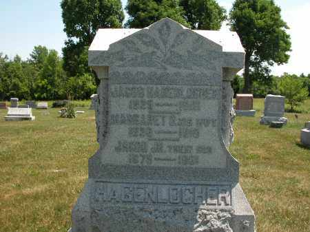 HAGENLOCHER, MARGARET - Union County, Ohio | MARGARET HAGENLOCHER - Ohio Gravestone Photos