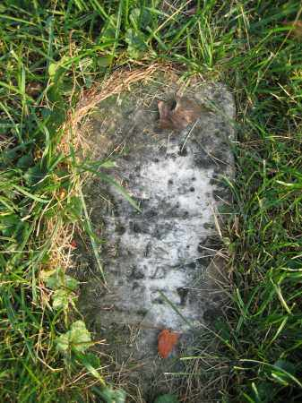 HALL---Y, ESTELLA - Union County, Ohio   ESTELLA HALL---Y - Ohio Gravestone Photos
