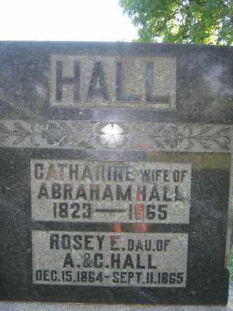 HALL, CATHARINE - Union County, Ohio | CATHARINE HALL - Ohio Gravestone Photos