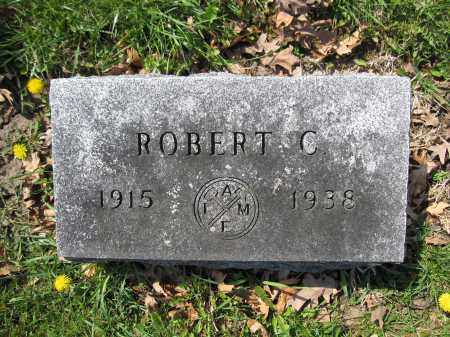 HALL, ROBERT C. - Union County, Ohio | ROBERT C. HALL - Ohio Gravestone Photos