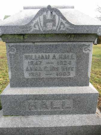 HALL, WILLIAM - Union County, Ohio | WILLIAM HALL - Ohio Gravestone Photos