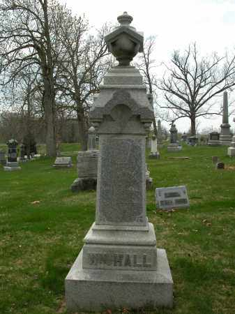 HALL, WILLIAM H. - Union County, Ohio   WILLIAM H. HALL - Ohio Gravestone Photos