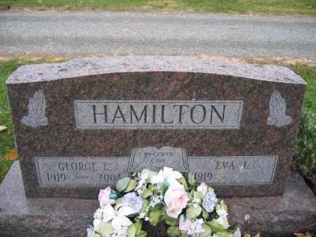 HAMILTON, EVA L. - Union County, Ohio | EVA L. HAMILTON - Ohio Gravestone Photos