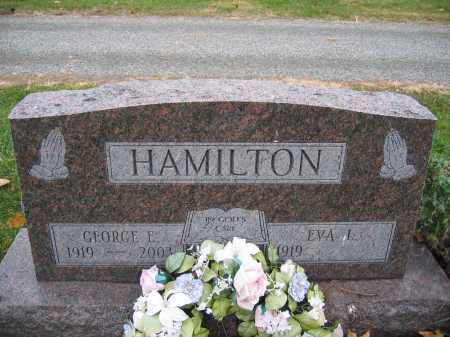 HAMILTON, GEORGE E. - Union County, Ohio   GEORGE E. HAMILTON - Ohio Gravestone Photos