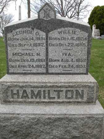 HAMILTON, MARGARET C. - Union County, Ohio | MARGARET C. HAMILTON - Ohio Gravestone Photos