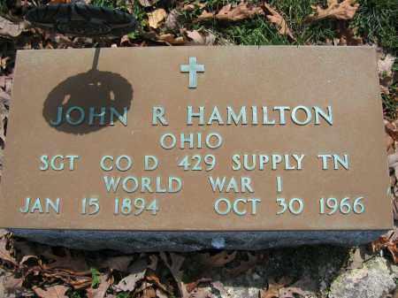 HAMILTON, JOHN R. - Union County, Ohio   JOHN R. HAMILTON - Ohio Gravestone Photos