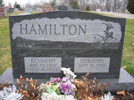 HAMILTON, DOROTHY - Union County, Ohio | DOROTHY HAMILTON - Ohio Gravestone Photos