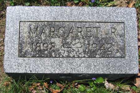 HAMILTON, MARGARET R. - Union County, Ohio | MARGARET R. HAMILTON - Ohio Gravestone Photos