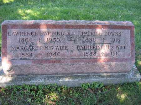 DOWNS, PATRICK - Union County, Ohio | PATRICK DOWNS - Ohio Gravestone Photos