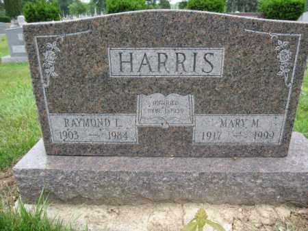 HARRIS, MARY M. - Union County, Ohio   MARY M. HARRIS - Ohio Gravestone Photos