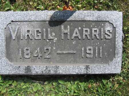 HARRIS, VIRGIL - Union County, Ohio | VIRGIL HARRIS - Ohio Gravestone Photos