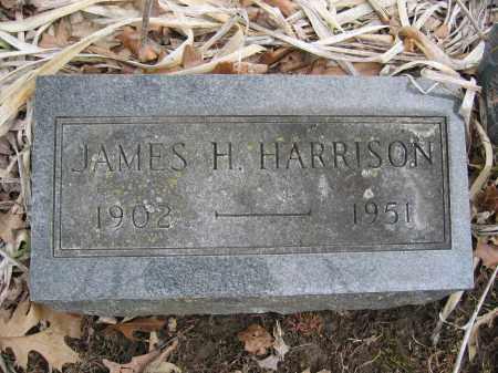HARRISON, JAMES H. - Union County, Ohio | JAMES H. HARRISON - Ohio Gravestone Photos