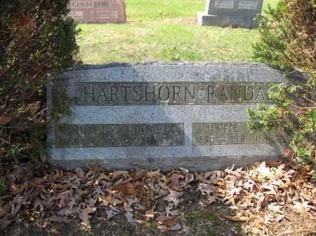 RANDALL, MARIE HARTSHORN - Union County, Ohio | MARIE HARTSHORN RANDALL - Ohio Gravestone Photos