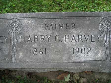HARVEY, HARRY C. - Union County, Ohio   HARRY C. HARVEY - Ohio Gravestone Photos