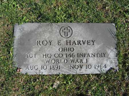 HARVEY, ROY E. - Union County, Ohio | ROY E. HARVEY - Ohio Gravestone Photos
