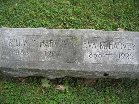 HARVEY, EVA M. - Union County, Ohio | EVA M. HARVEY - Ohio Gravestone Photos