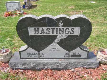 HASTINGS, BETTIE A. - Union County, Ohio   BETTIE A. HASTINGS - Ohio Gravestone Photos
