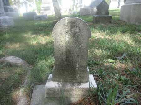 HAUSER, ADAM JAKOB - Union County, Ohio | ADAM JAKOB HAUSER - Ohio Gravestone Photos