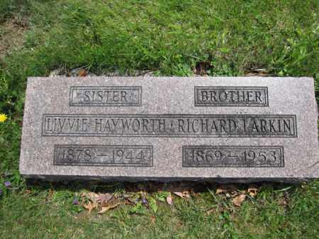 LARKIN, RICHARD - Union County, Ohio | RICHARD LARKIN - Ohio Gravestone Photos