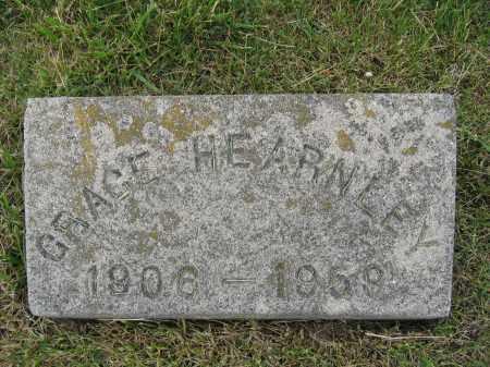 HEARNLEY, GRACE - Union County, Ohio   GRACE HEARNLEY - Ohio Gravestone Photos