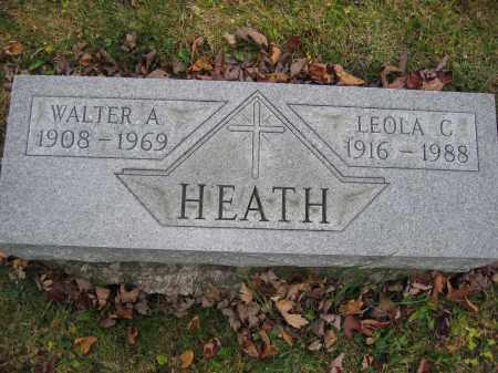 HEATH, LEOLA C. - Union County, Ohio   LEOLA C. HEATH - Ohio Gravestone Photos